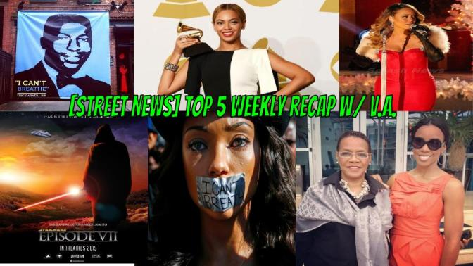[Street News] We Can't Breathe, Mariah Can't Sing and King Bey is Slaying, Again!
