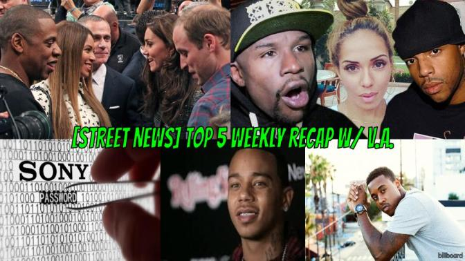 [Street News] SONY gets Hacked!? Hear what Exec's said about Hollywood!