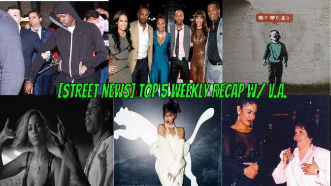 [Street News] Top 15 News drops you need to read before the 2015 ball drops!